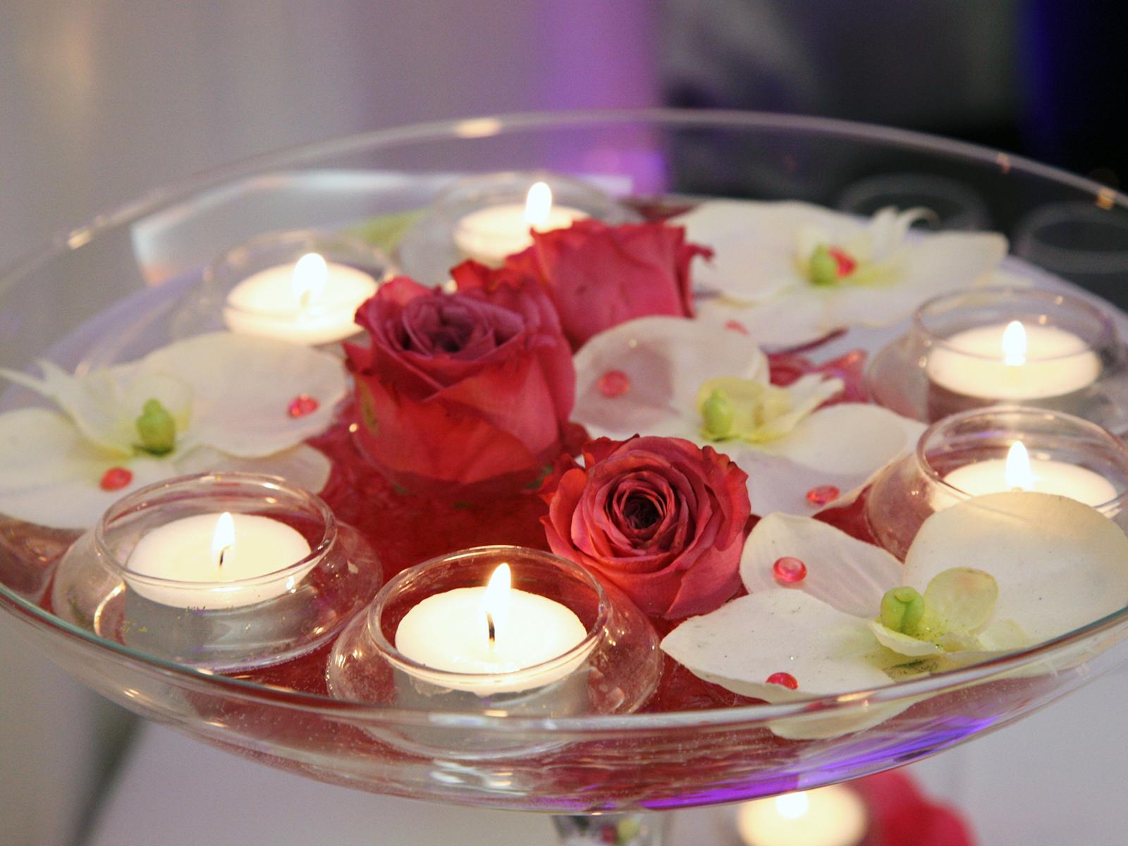 Centre de table venezia centres de tables live events d corateur - Bougie centre de table mariage ...